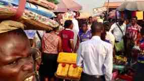 Dutse Market, Market Day, Dutse, Abuja, Nigeria #JujuFilms