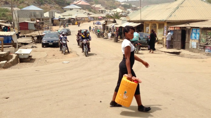 Ushafa Village, Abuja, Nigeria. #JujuFilms