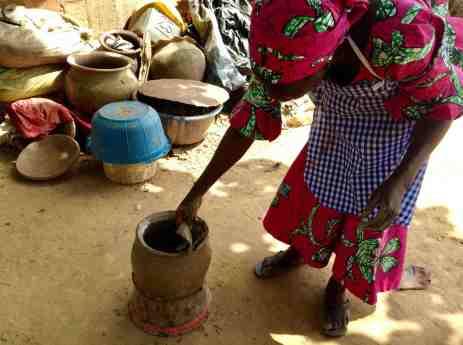Gbagyi Pottery from Ushafa Pottery Center, Ushafa Village, Abuja, Nigeria #JujuFilms
