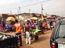 Atakumosa Market, Ilesa, Osun State, Nigeria #JujuFilms