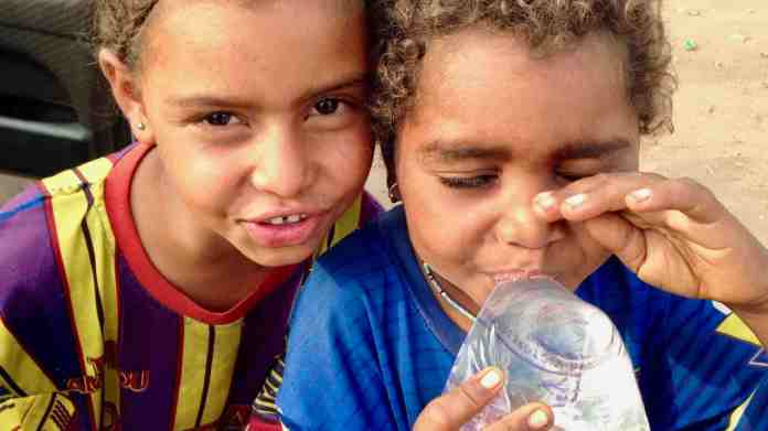 Chadian Street Children in Nigeria, Ibadan, Oyo State, Nigeria #JujuFilms