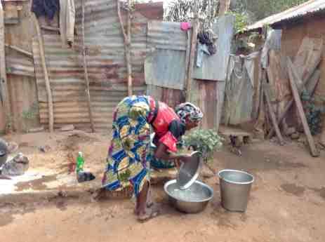 Langa Langa Villagers, Langa Langa Village, Nasarawa State, Nigeria. #JujuFilms