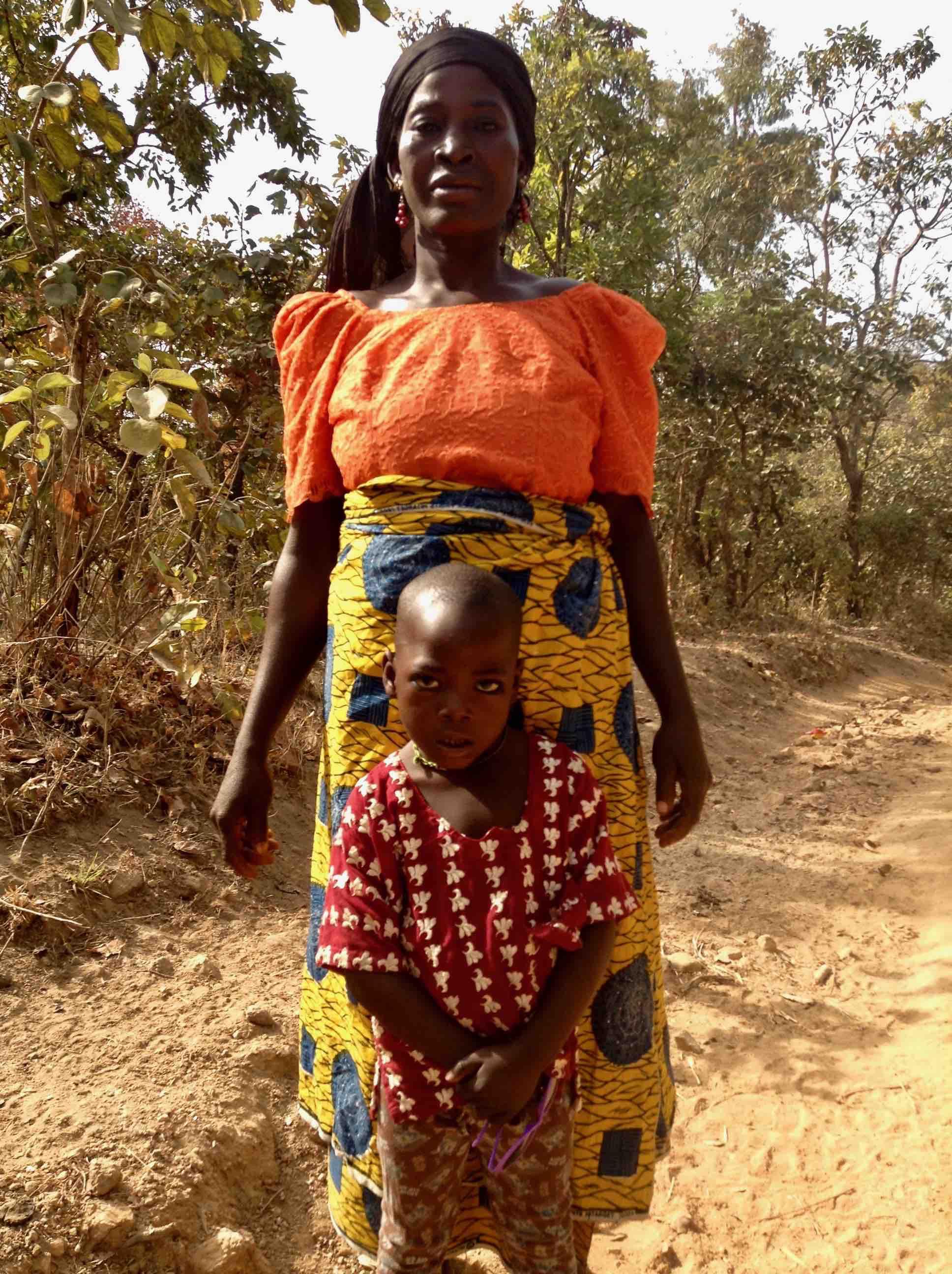 Tani Emmanuel, Eggon Woman in Langa Langa Village, Nasarawa State, Nigeria #JujuFilms