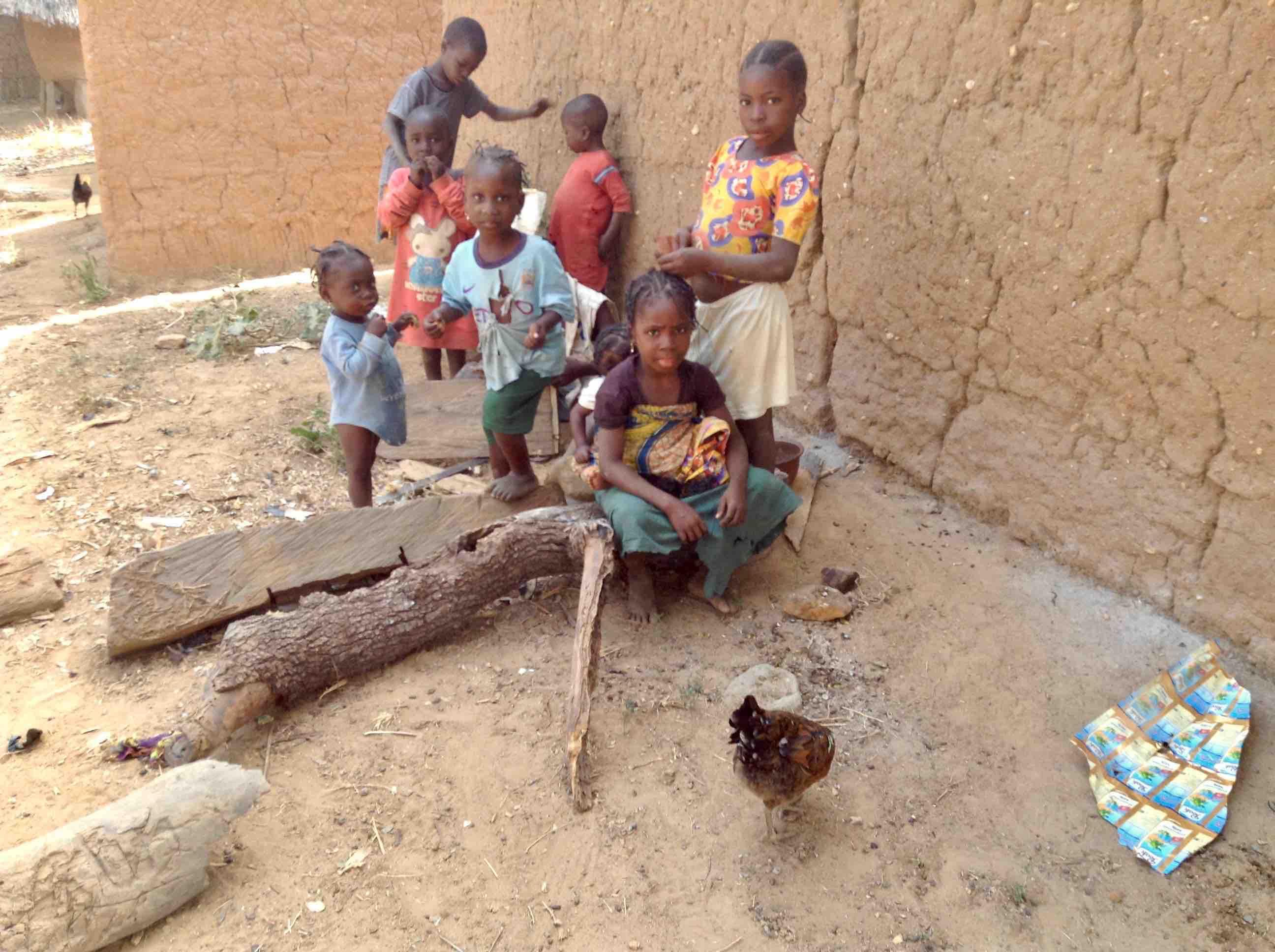 Langa Langa Village Children, Langa Langa Village, Nasarawa State, Nigeria #JujuFilms