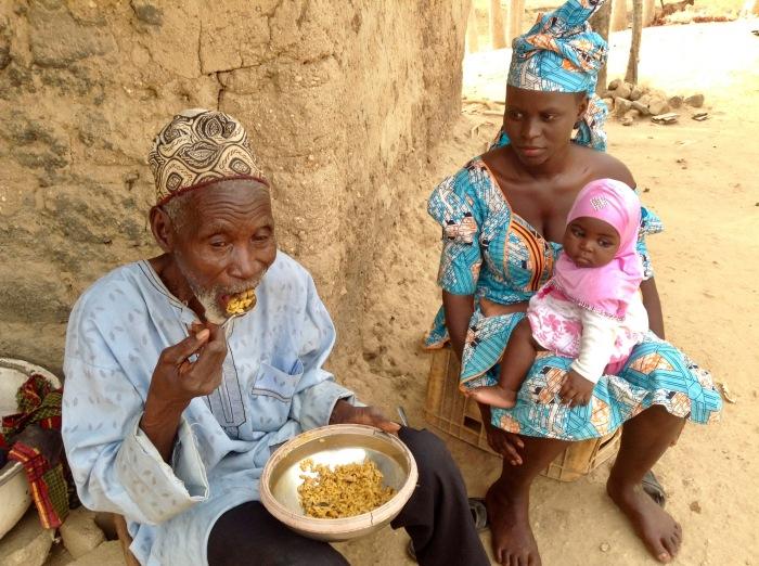 Hausa/Fulani family in Langa Langa Village, Nasarawa State, Nigeria #JujuFilms