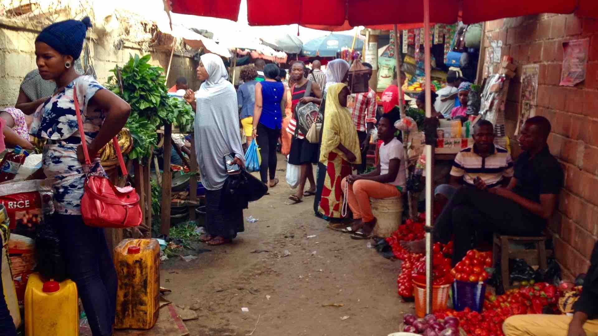Dutse Market, Dutse, Abuja, Nigeria. #JujuFilms