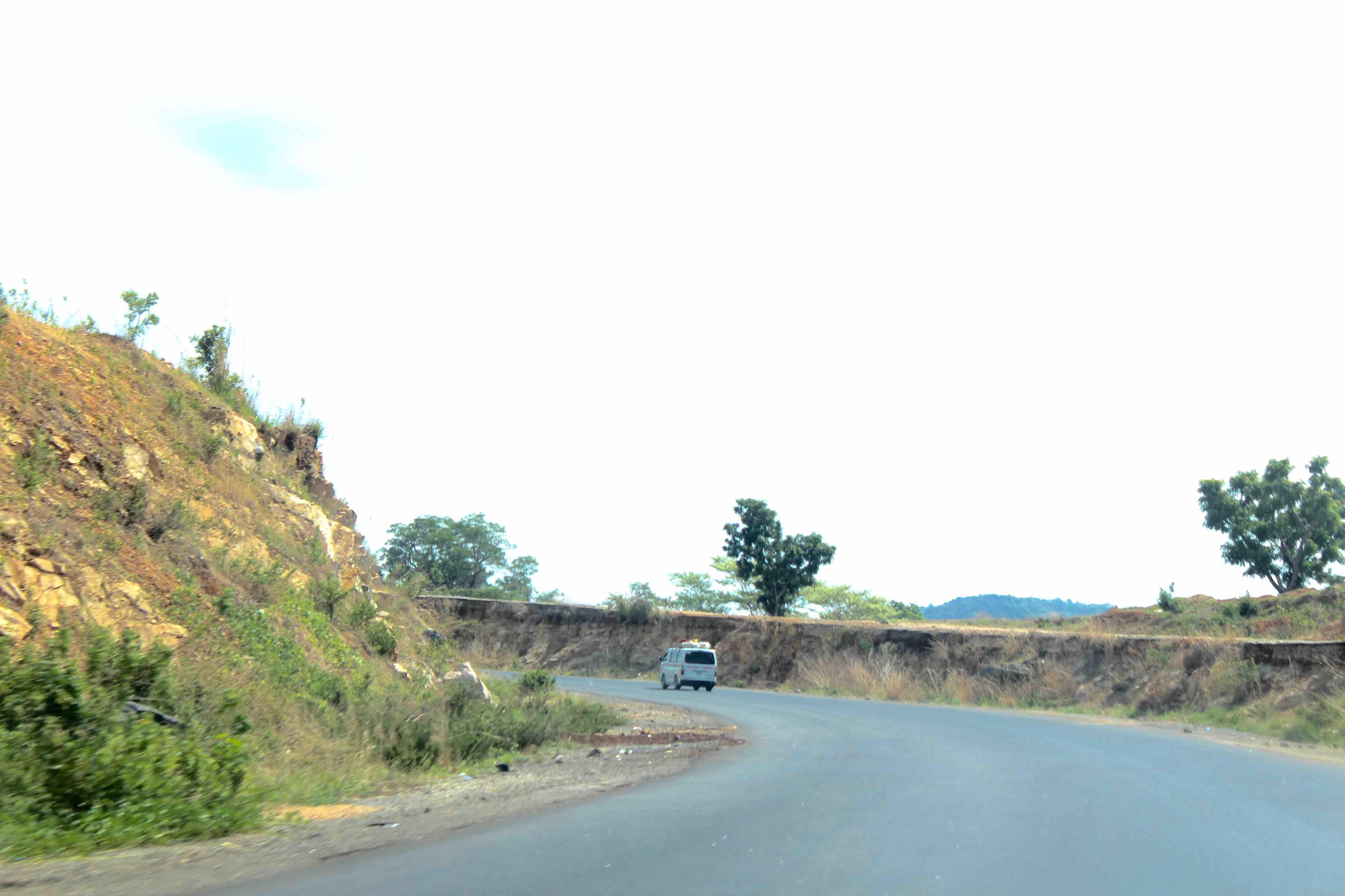 Makurdi to Abuja Highway, Benue State, Nigeria. #JujuFilms