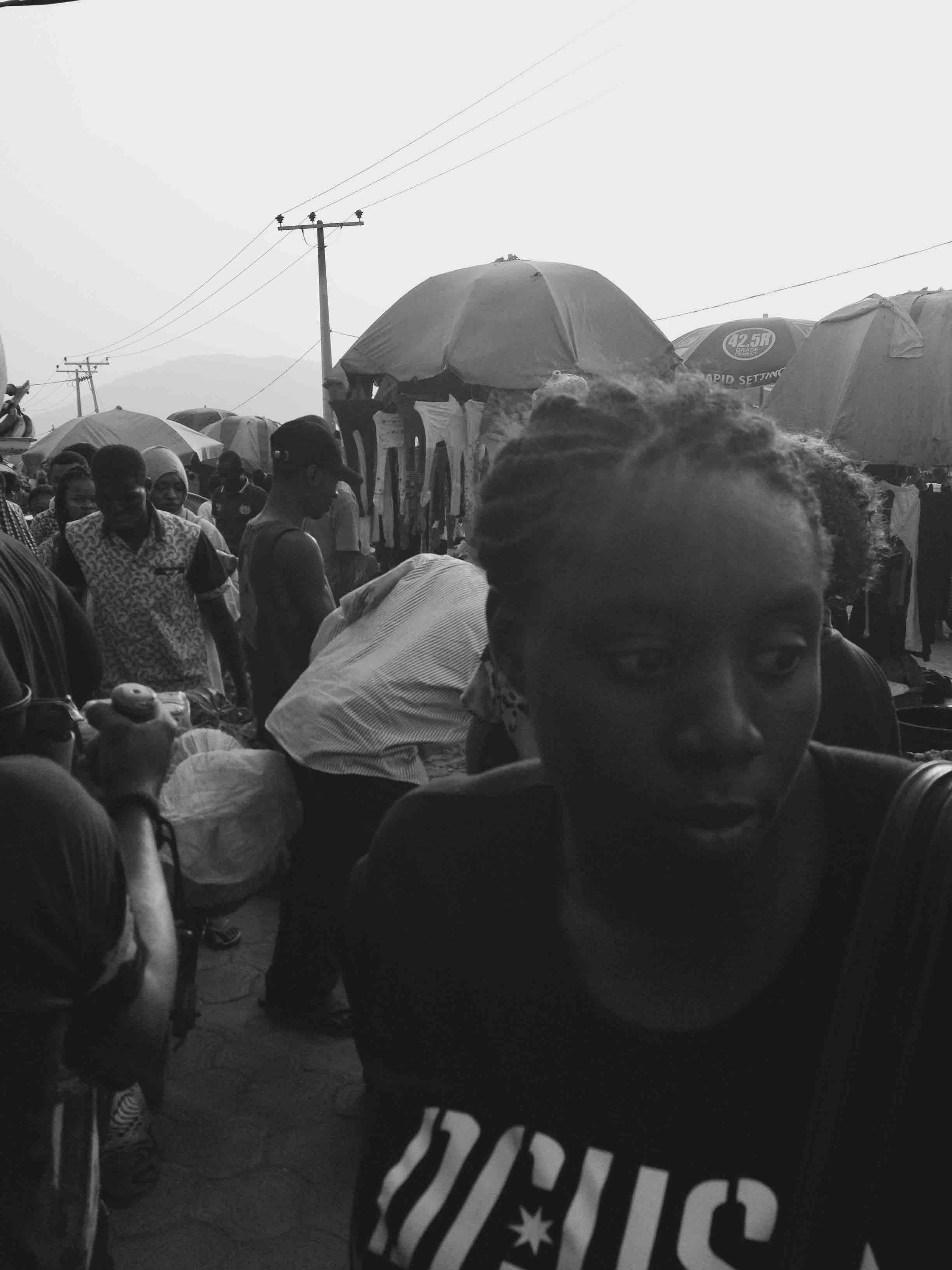 Market Scene, Dutse Market, Abuja, Nigeria. #JujuFilms