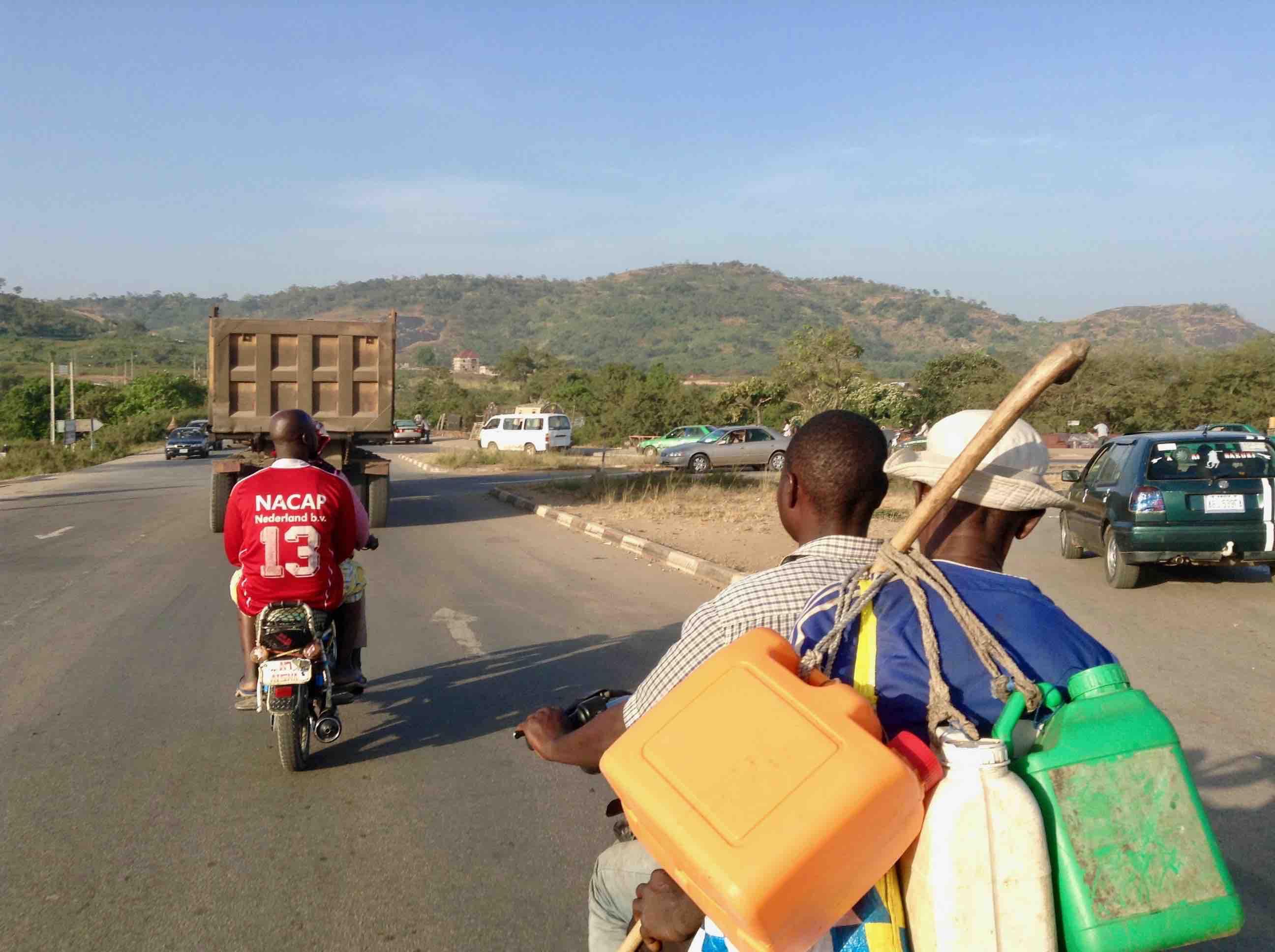 Bwari Road, Abuja, Nigeria. #JujuFilms