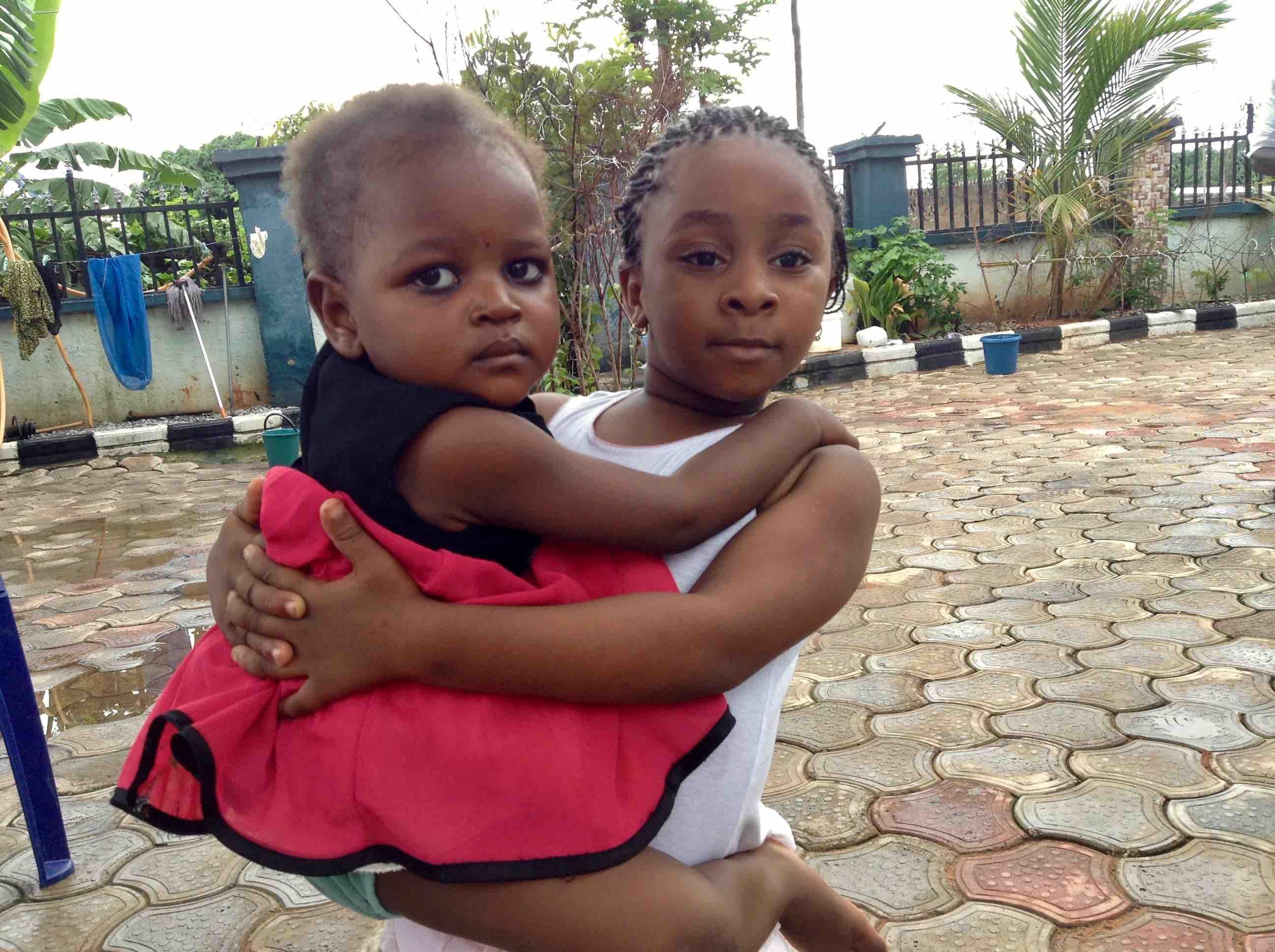 Children in Lafia, Nasarawa State, Nigeria. #JujuFilms