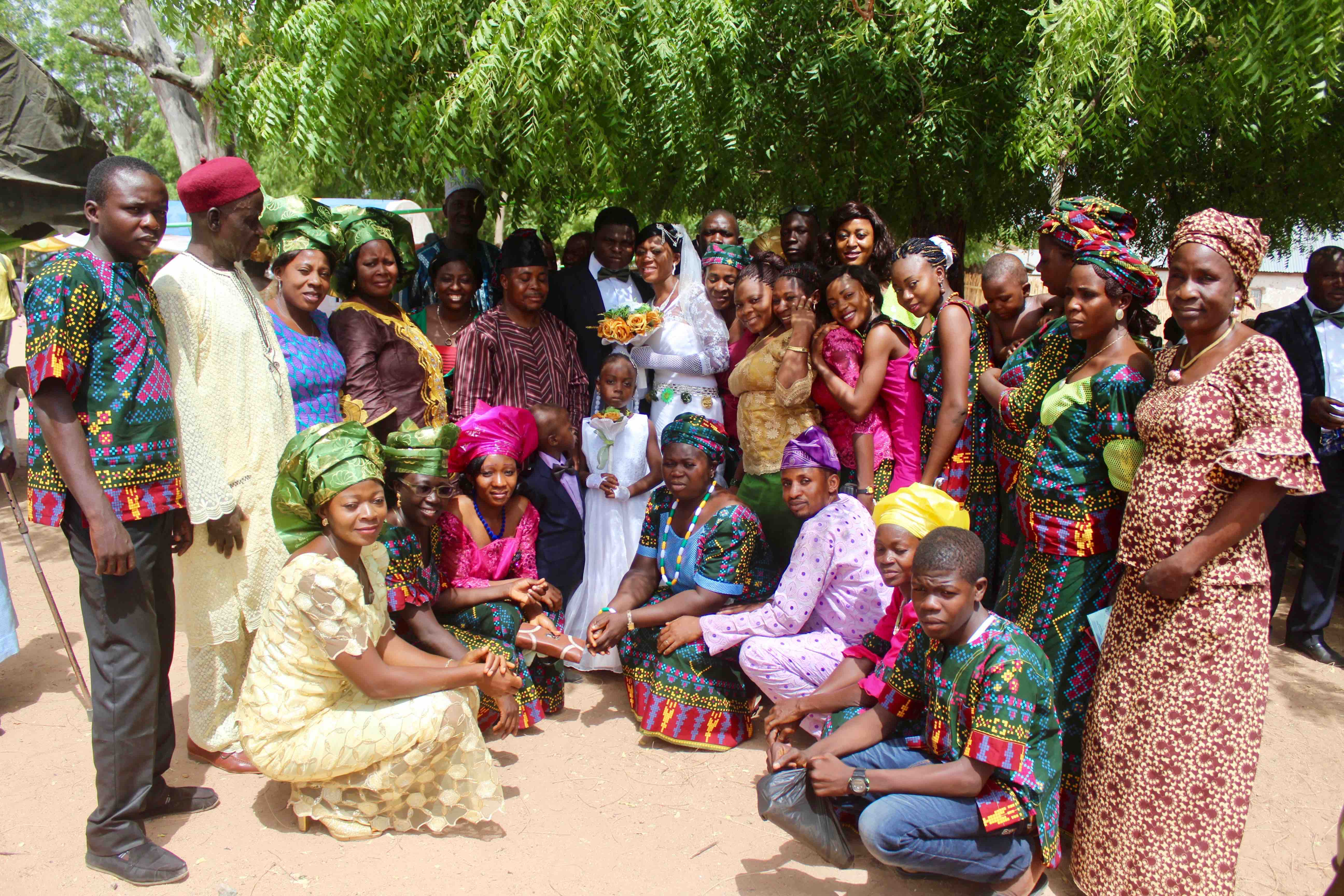 Nigerian wedding in Gombe State, Nigeria. #JujuFilms