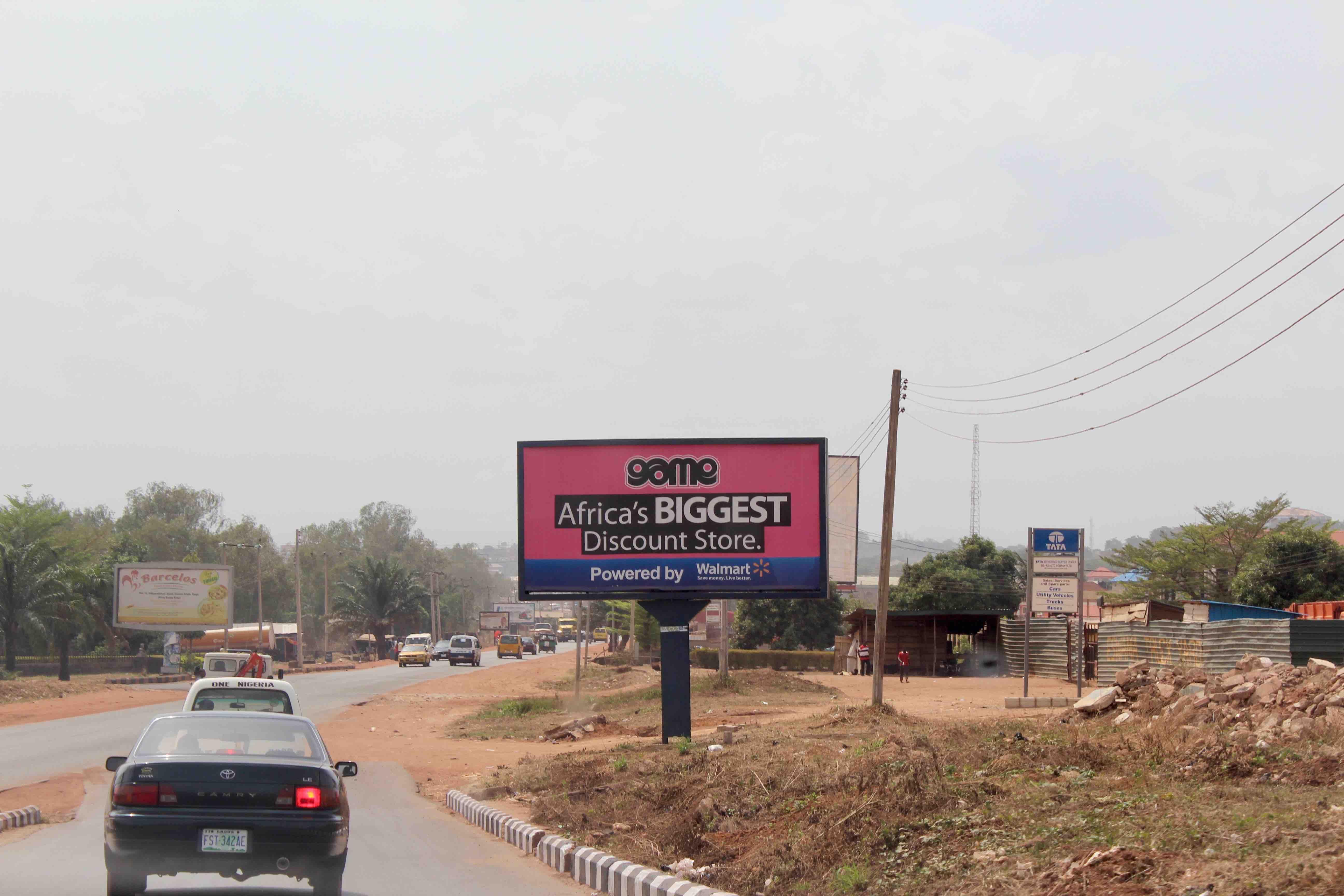 Game, Africa's Biggest Discount Store, Abakaliki Road , Enugu, Enugu State, Nigeria. #JujuFilms