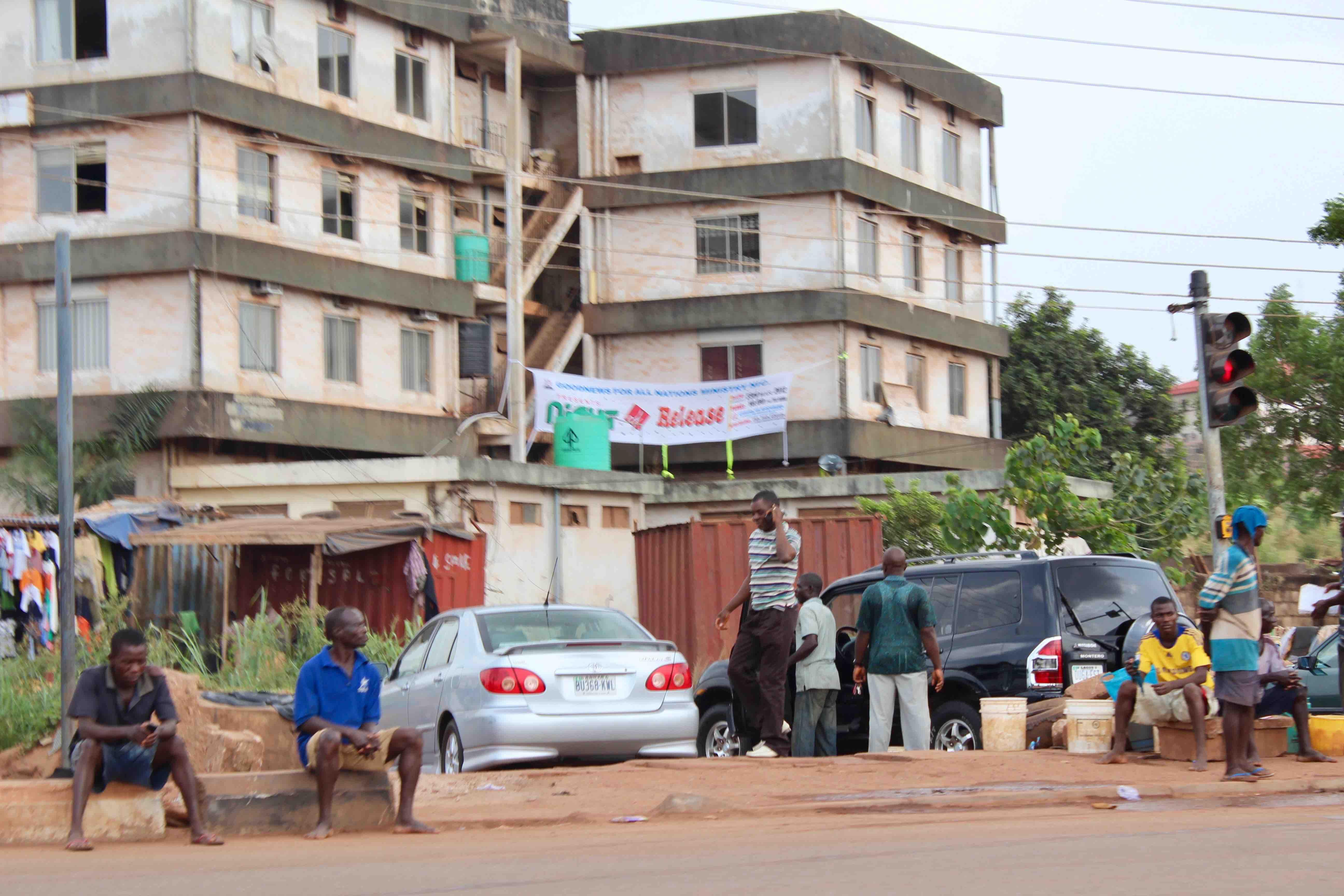 Onitsha, Anambra State, Nigeria. #JujuFilms