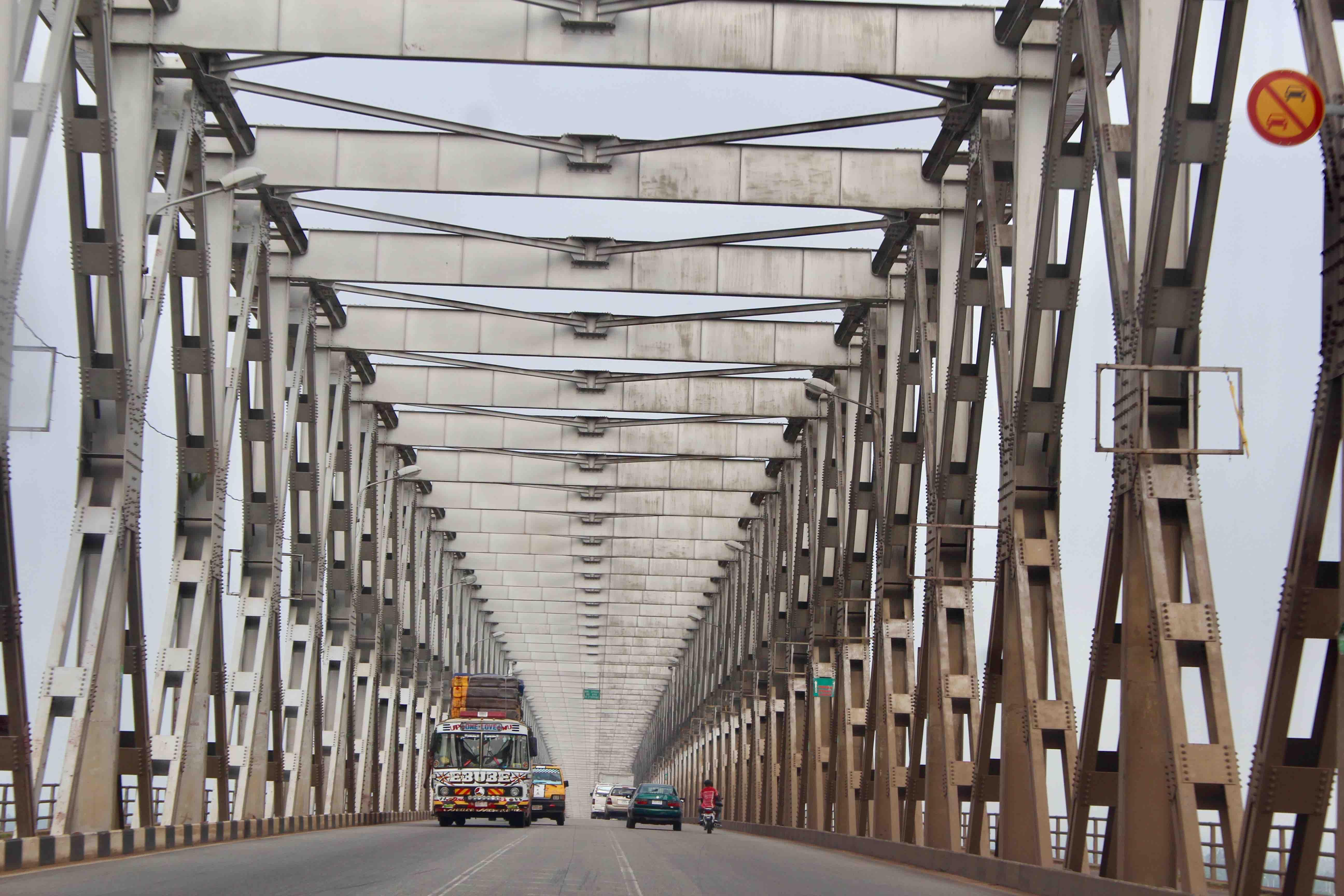 River Niger Bridge. #JujuFilms