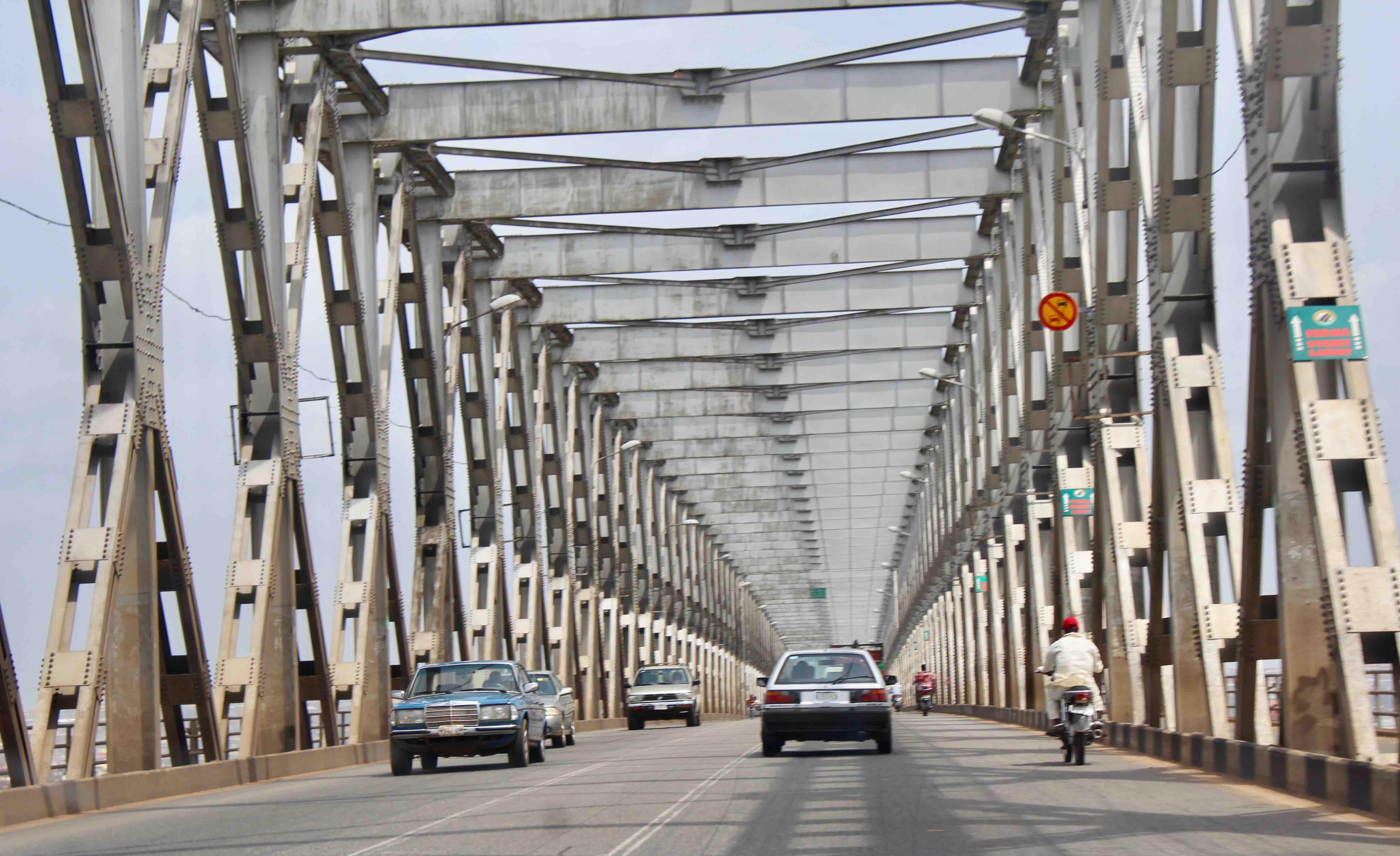River Niger Bridge, Onitsha, Anambra State, Nigeria. #JujuFilms