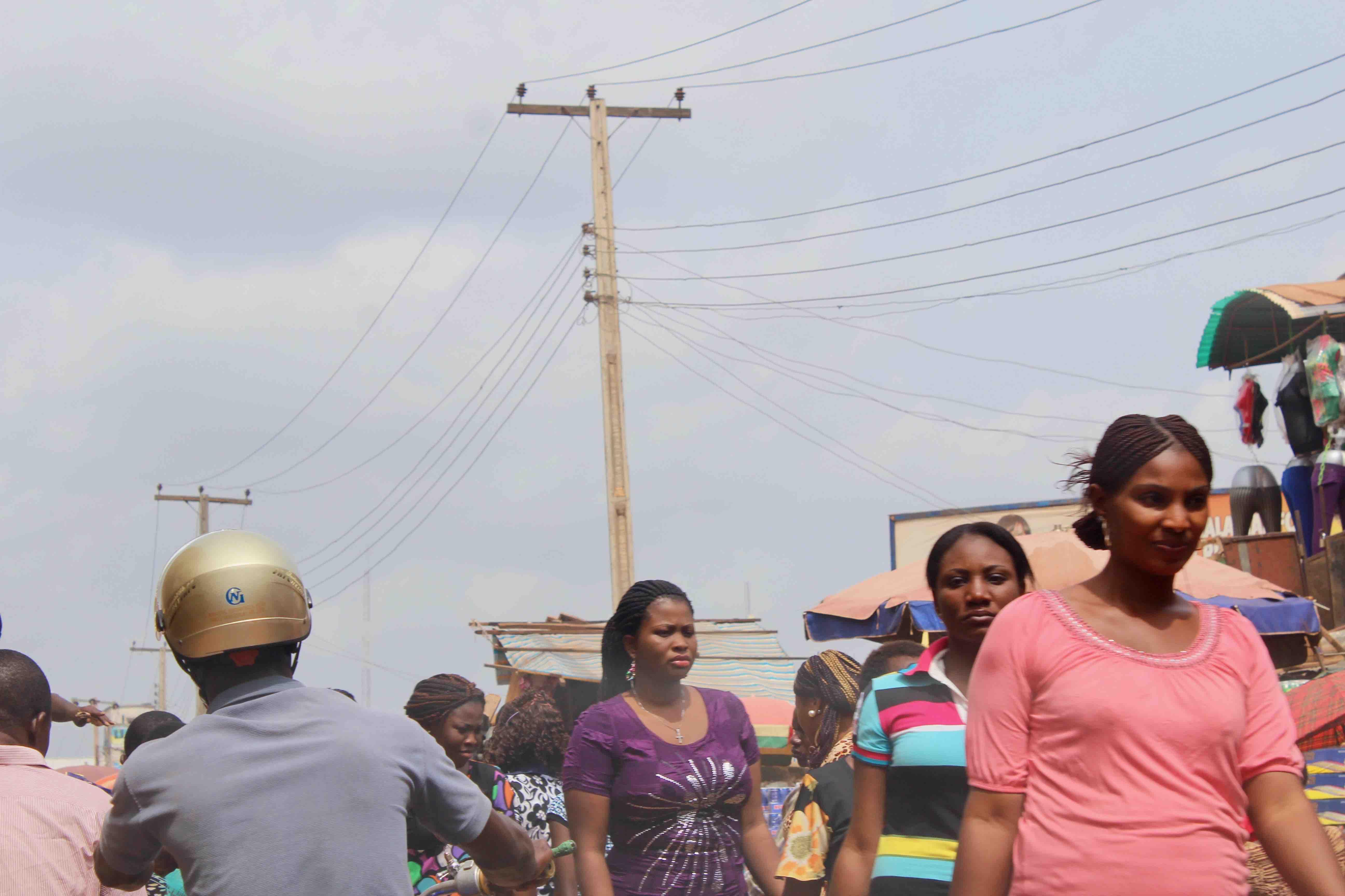Nkpor Market Scene, Nkpor, Onitsha, Anambra State, Nigeria. #JujuFilms