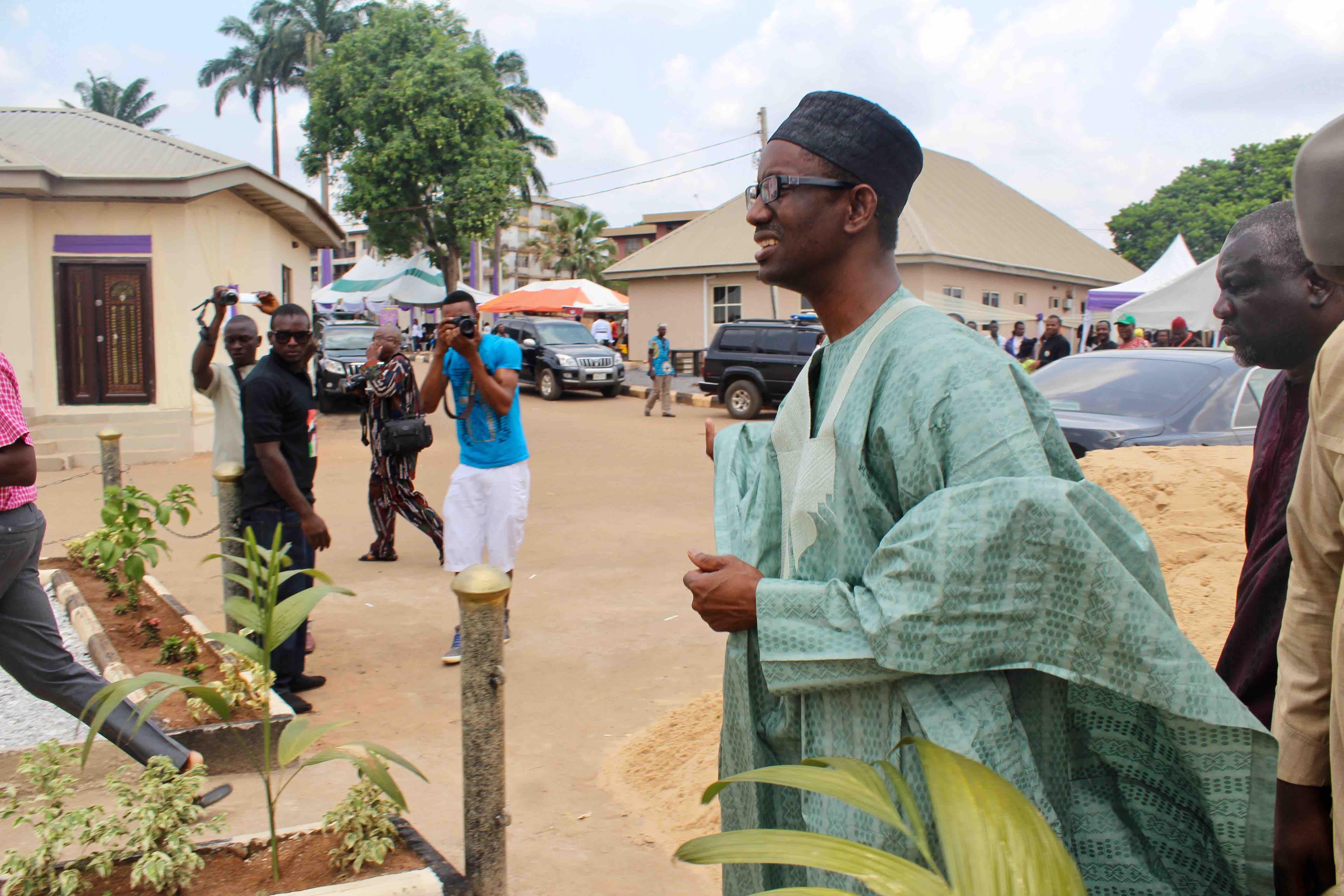 Nuhu Ribadu, Nnewi, Anambra State, Nigeria. #JujuFilms
