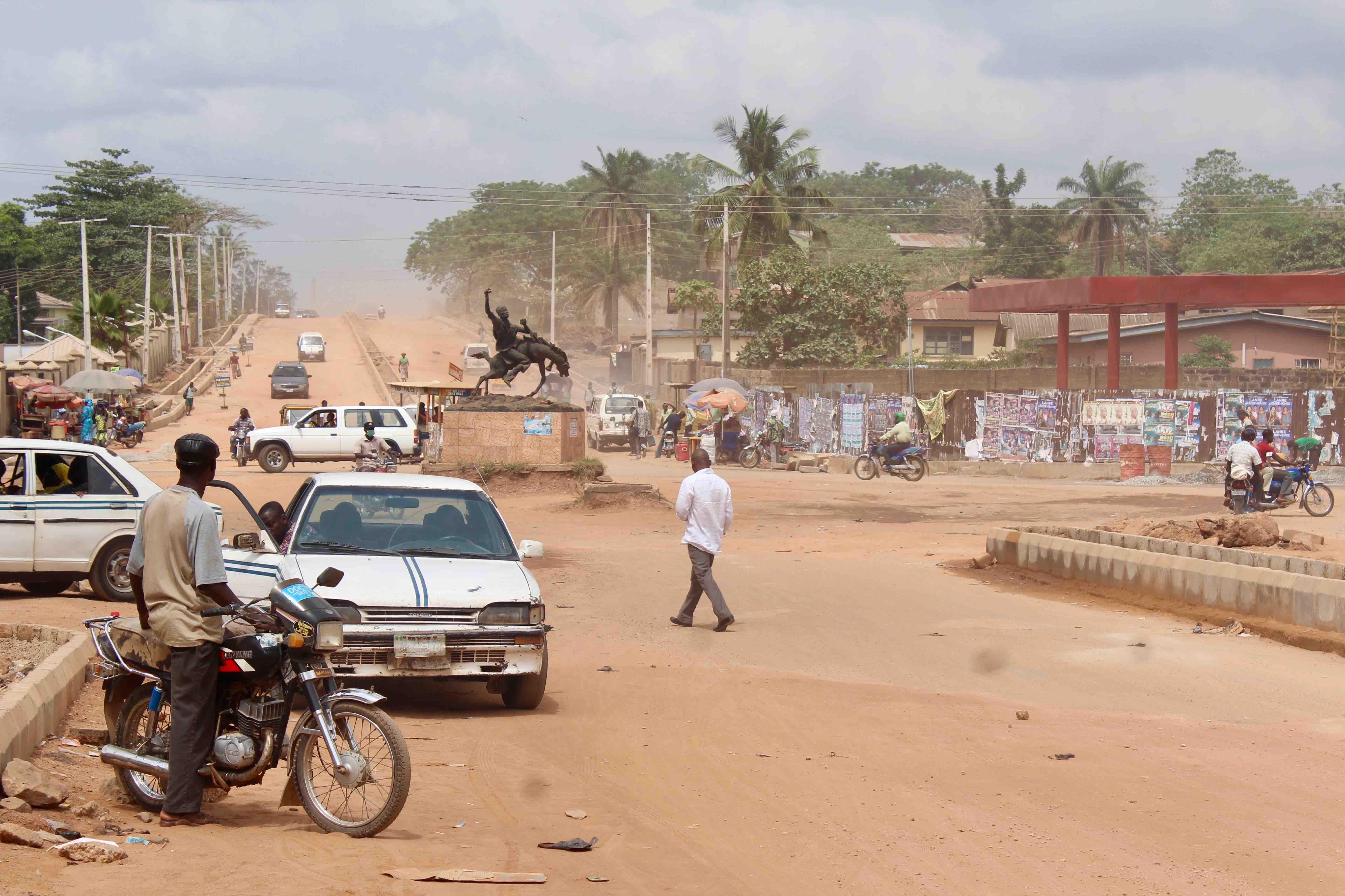 Total Garden Road, Agodi, Ibadan, Oyo State, Nigeria. #JujuFilms