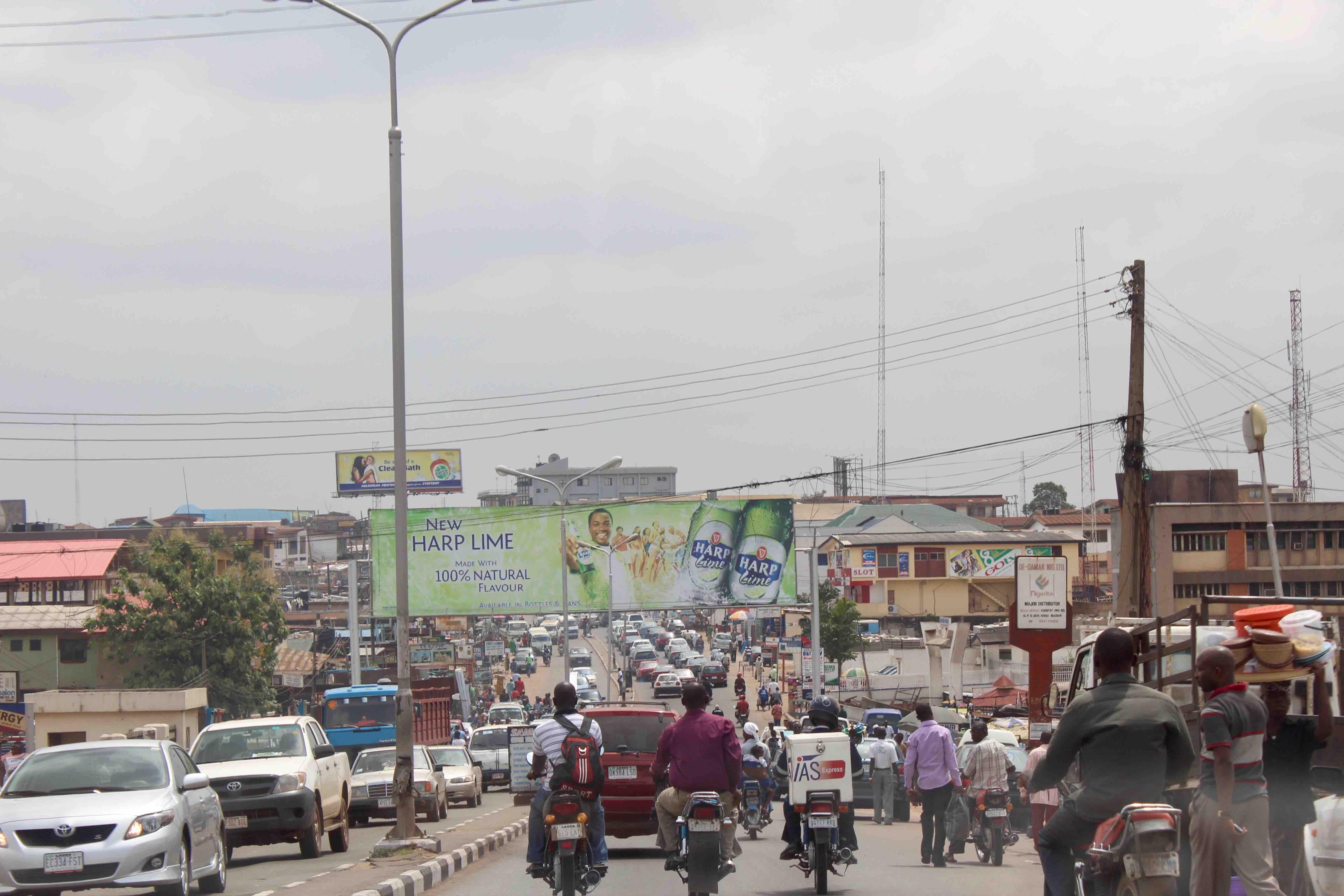Iwo Road, Ibadan, Oyo State, Nigeria. #JujuFilms