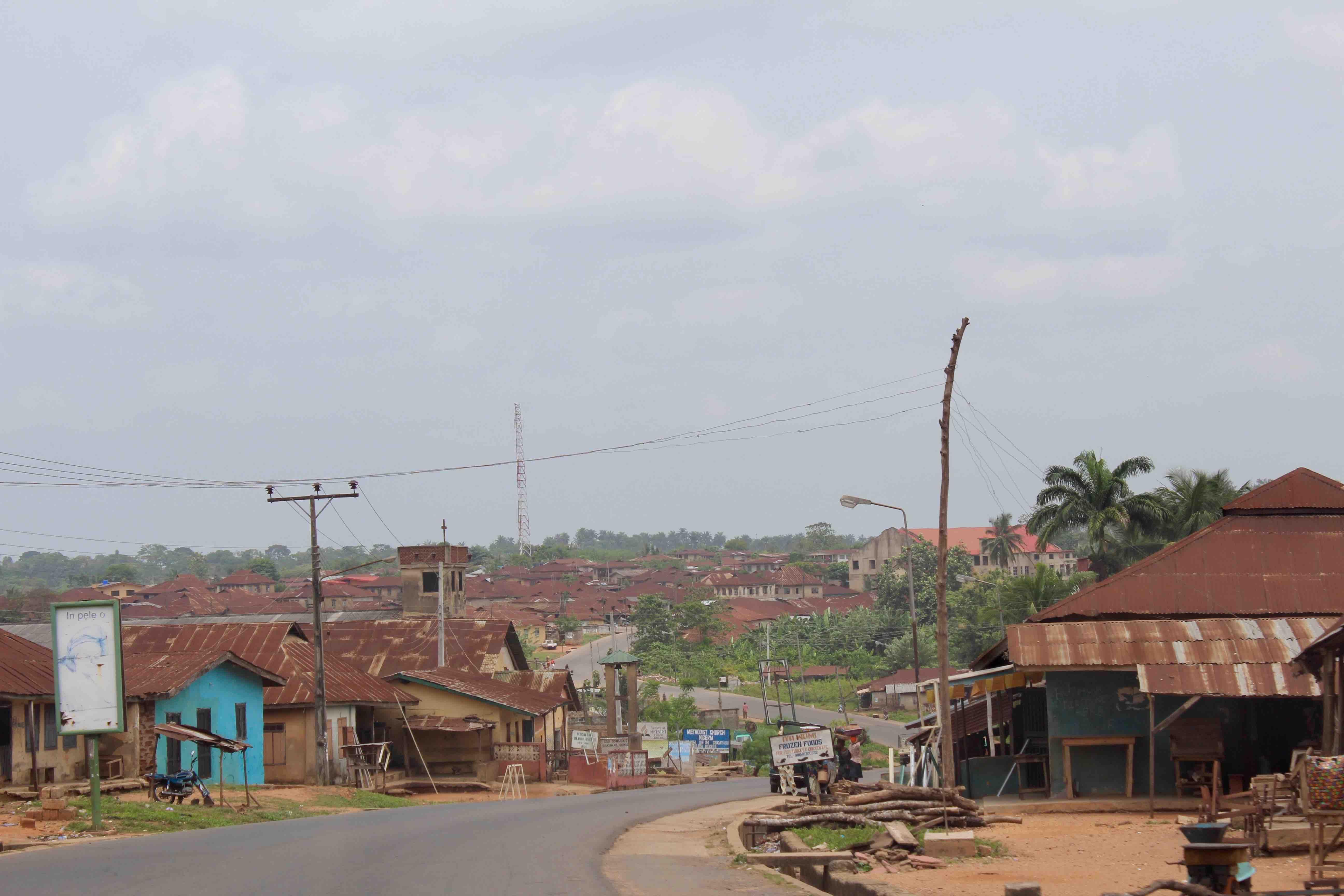 Oke Omi Osu, Osun State, Nigeria. #JujuFilms