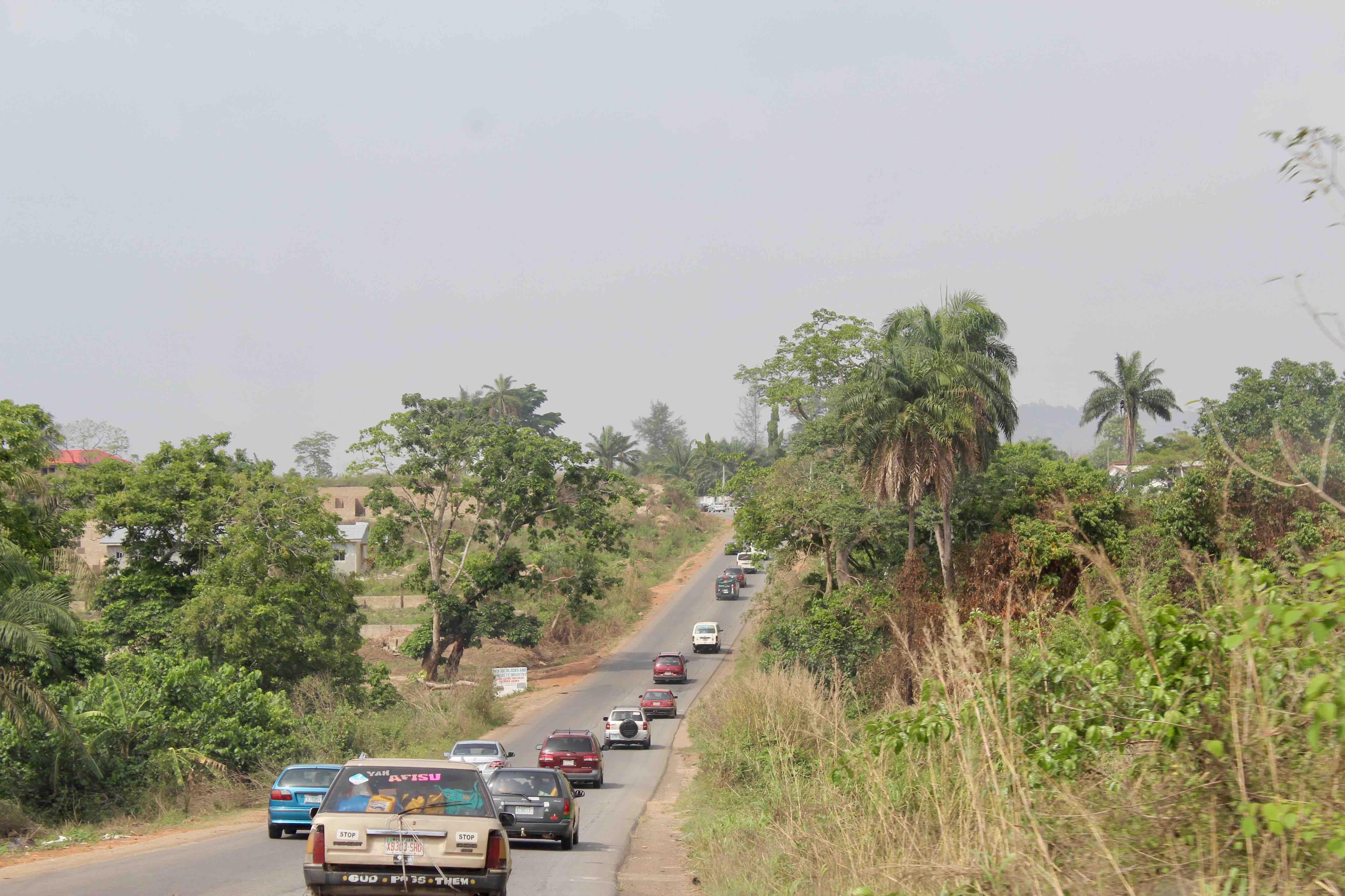 Akungba-Okene Road, Akungba, Ondo State, Nigeria. #JujuFilms