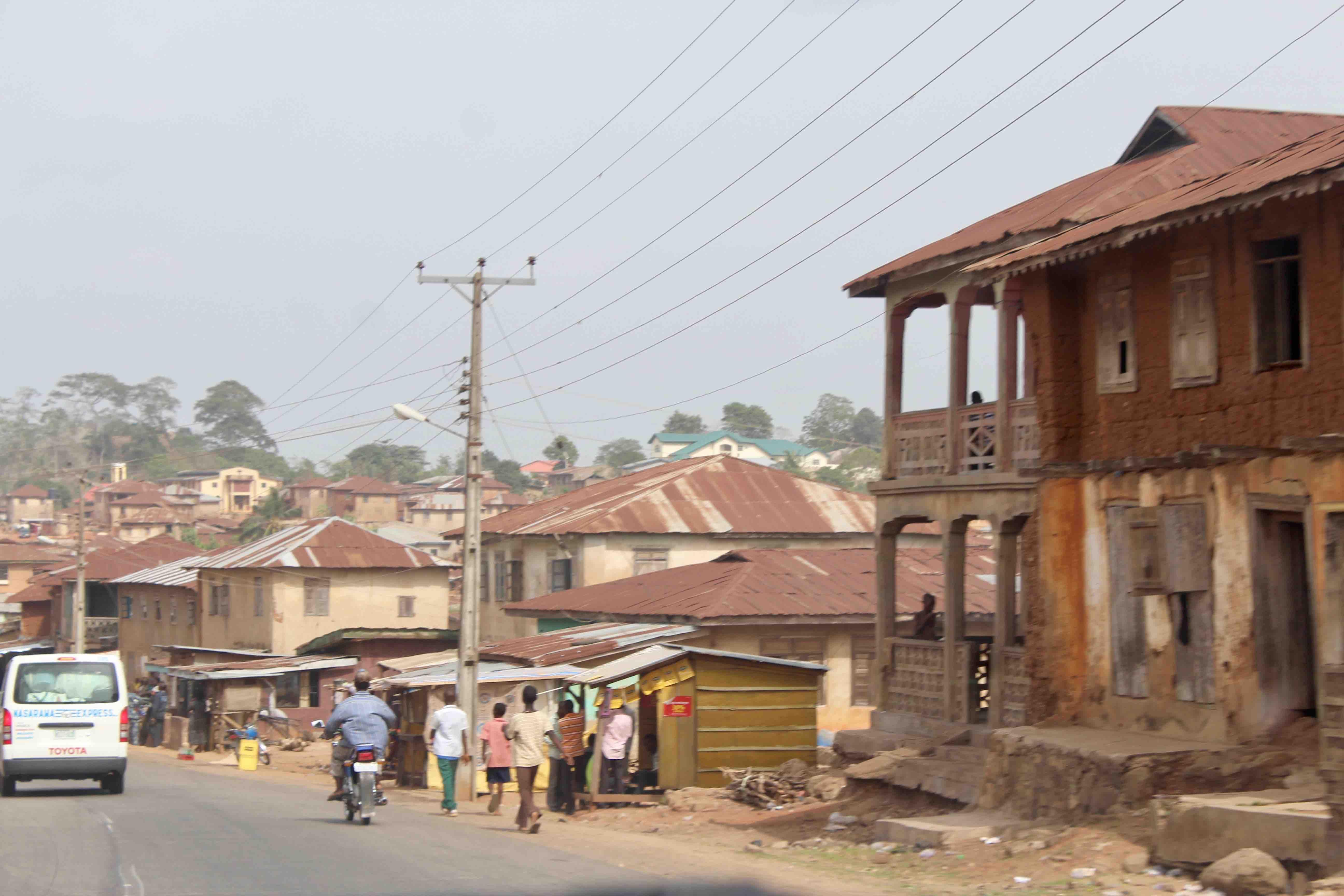 Oka, Ondo State, Nigeria. #JujuFilms