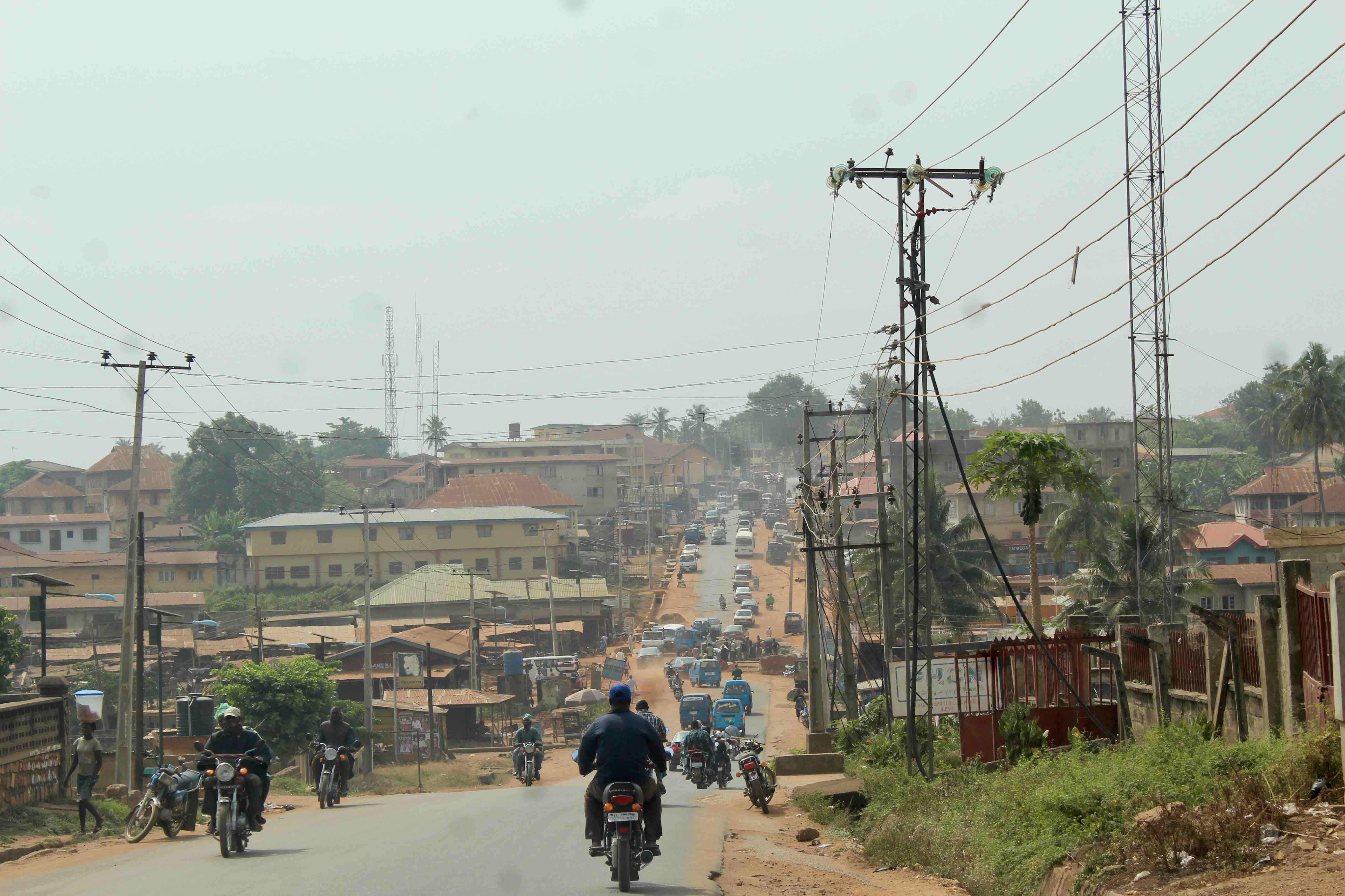Ilesa-Oshogbo Road, Ilesa, Osun State, Nigeria. #JujuFilms