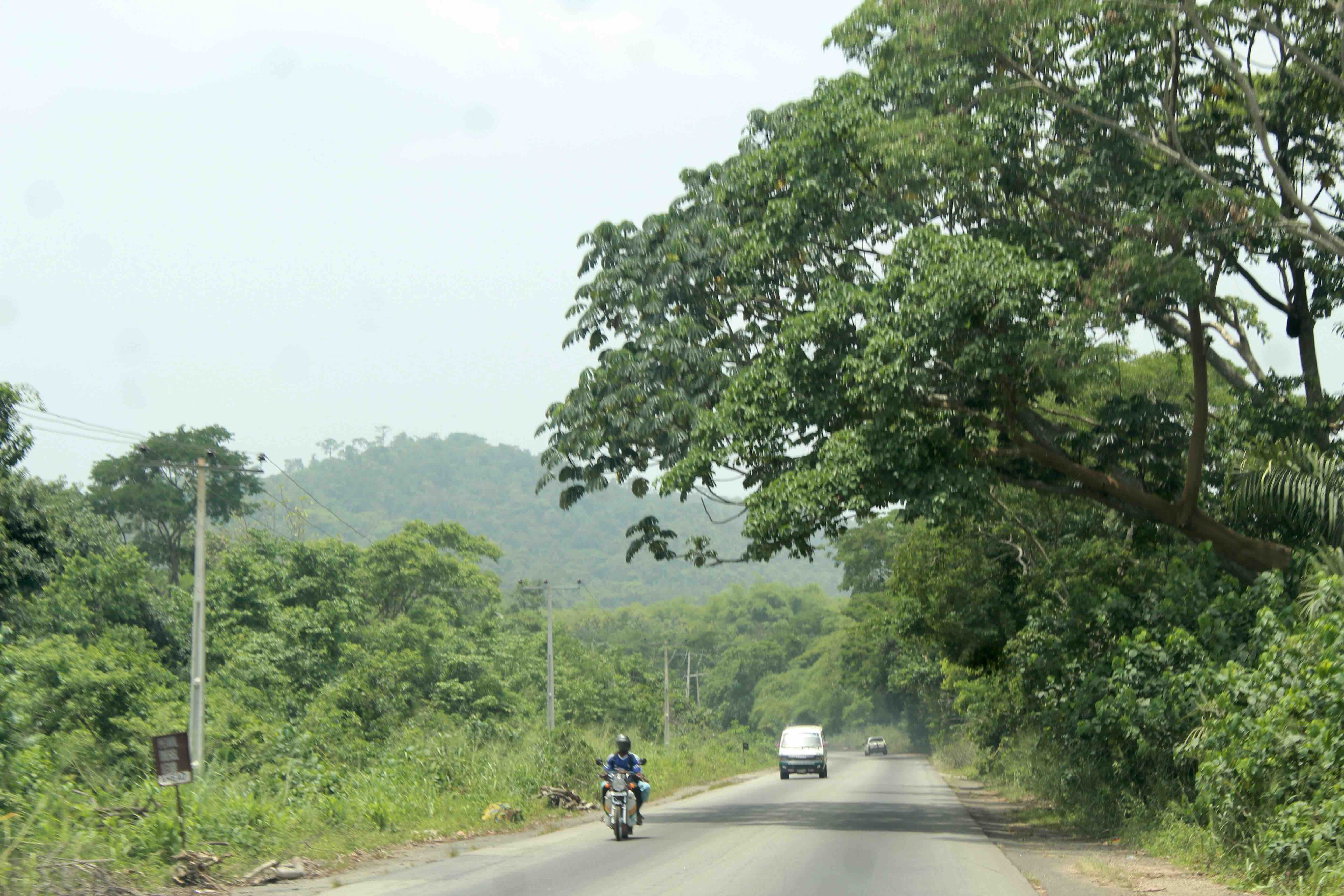 Ilesa-Akure Road, Osun State, Nigeria. #JujuFilms