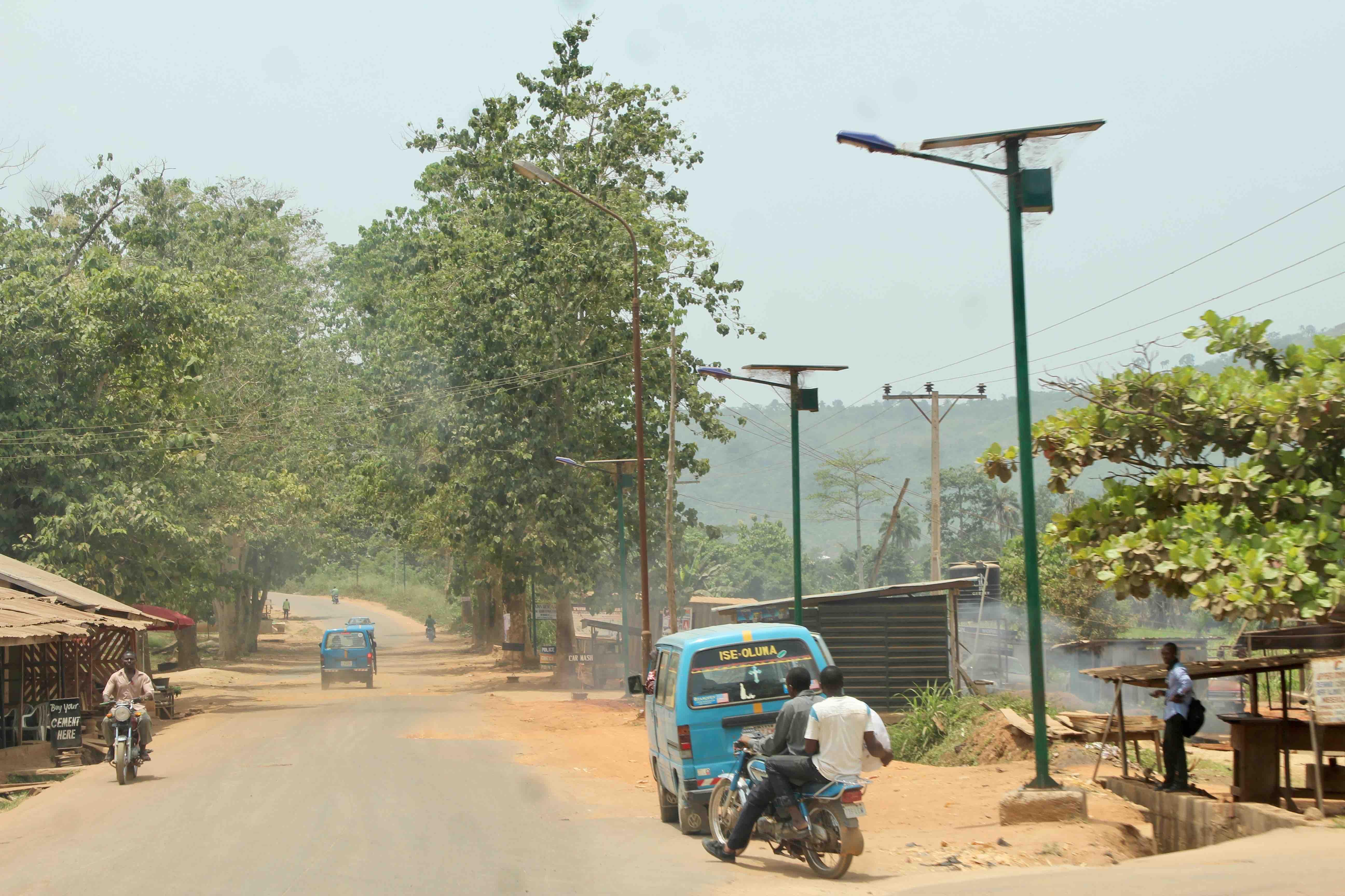 Lawrence Omole Way, Omi Asoro, Ilesa, Osun State, Nigeria. #JujuFilms