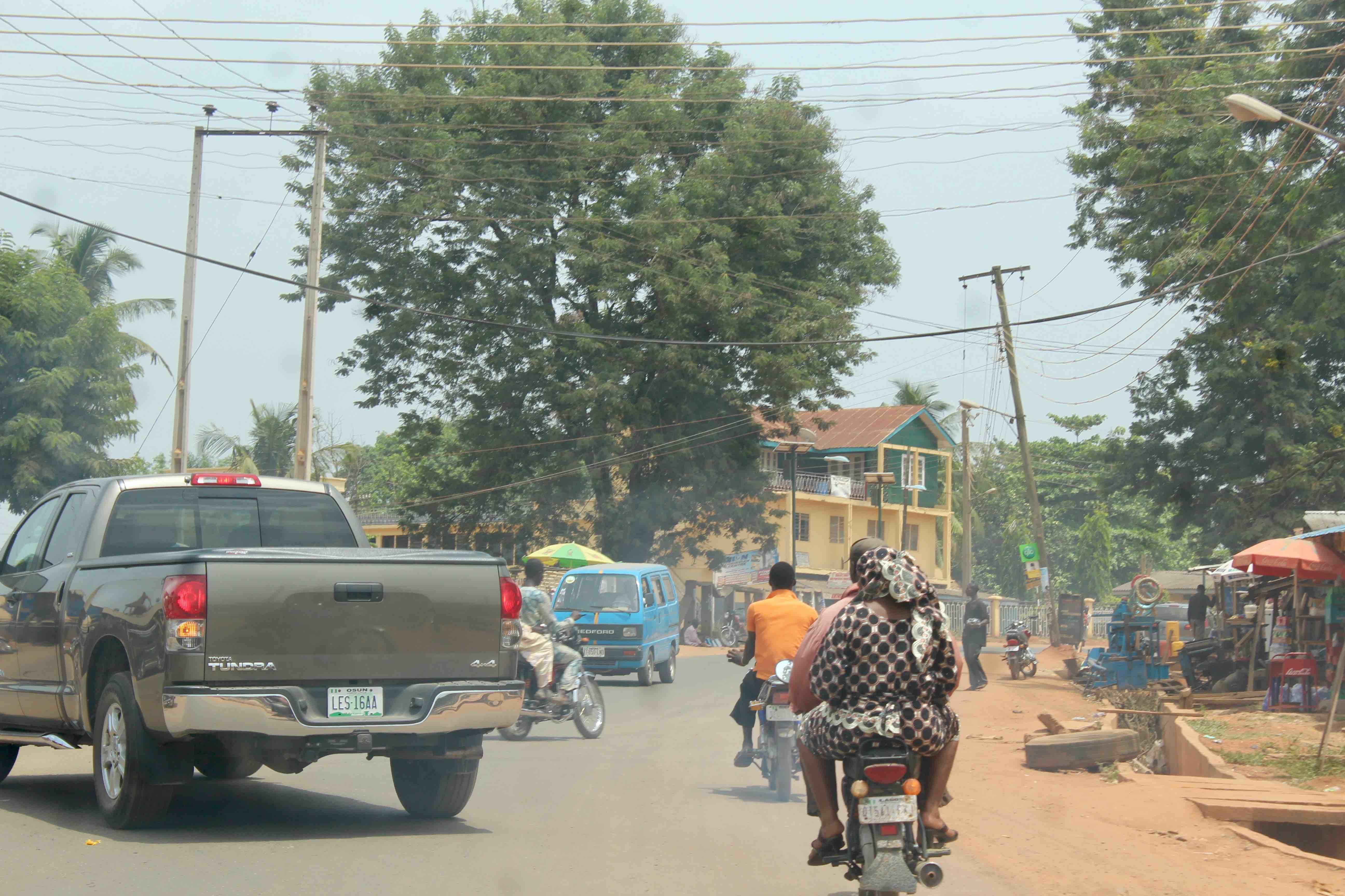 Ilesa, Osun State, Nigeria. #JujuFilms