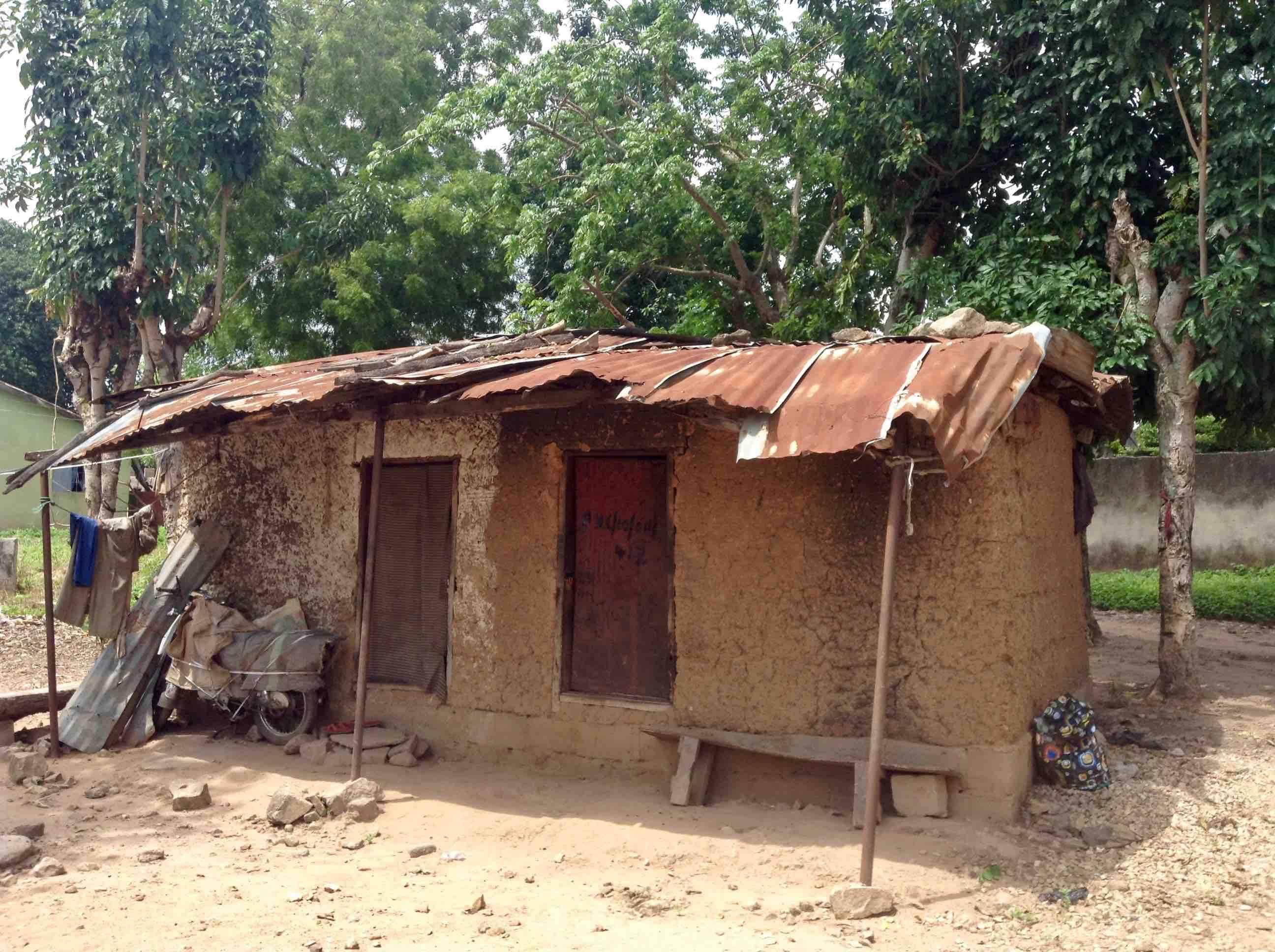 Maku Family, Old Family hut, Nasarawa Eggon, Nasarawa State, Nigeria, #JujuFilms