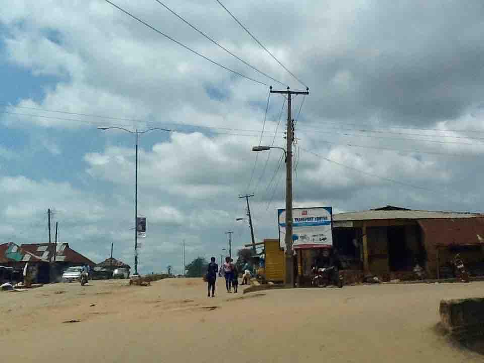 Ataoja Road, Oshogbo, Osun State, Nigeria, #JujuFilms