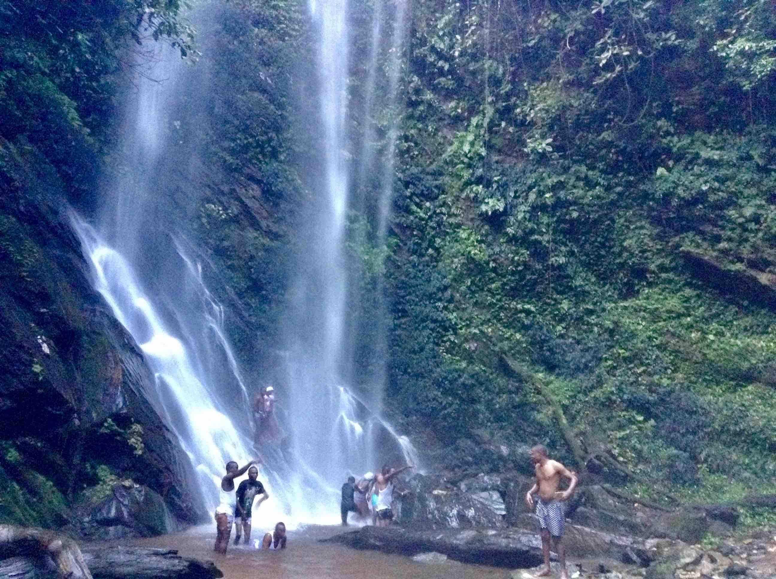 Olumirin Waterfalls, Erin Ijesha, Osun State, Nigeria, #JujuFilms