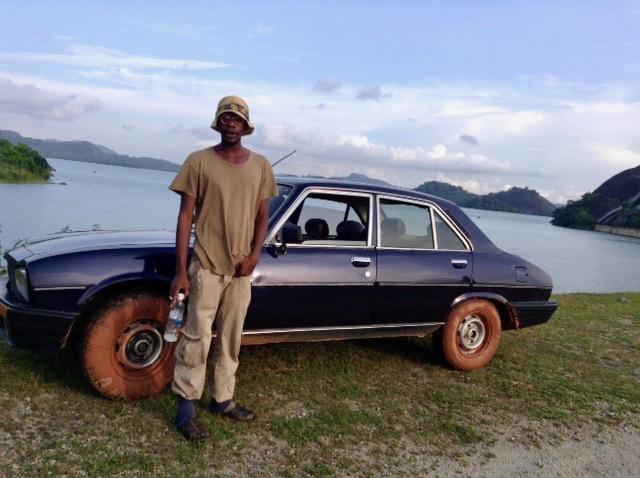 Peugeot 504, Usuma Lake, Ushafa Village, FCT, Abuja, Nigeria, #JujuFilms