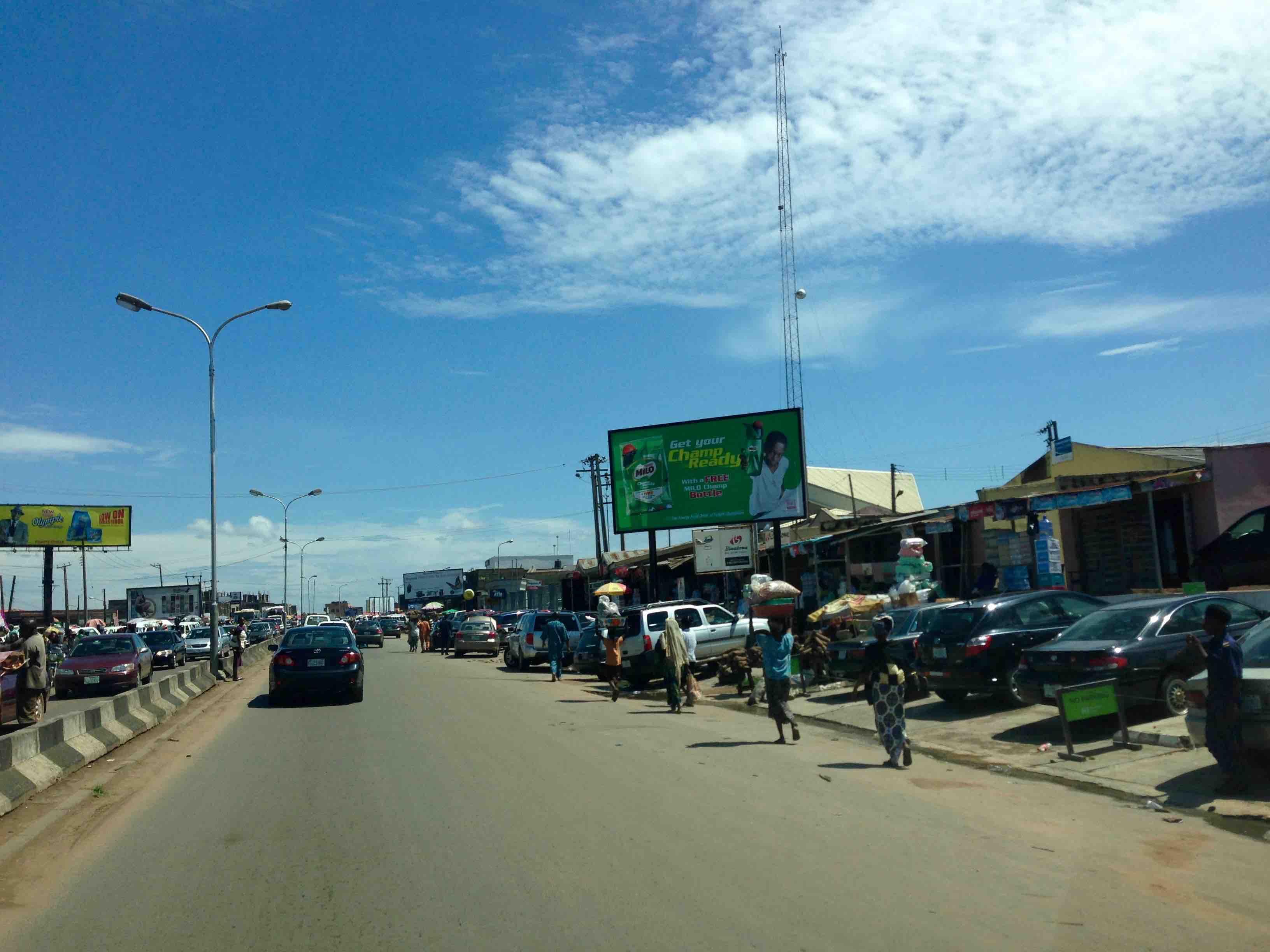 Bodija Road, Ibadan, Oyo State, Nigeria, #JujuFilms